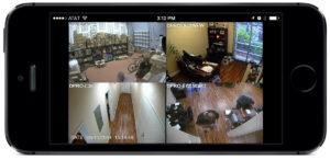 онлайн просмотр с камер видеонаблюдения